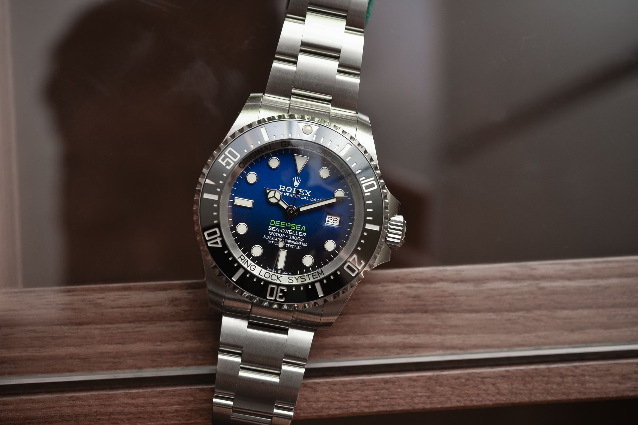 Image result for Cheap Rolex Deepsea Replica series of watches