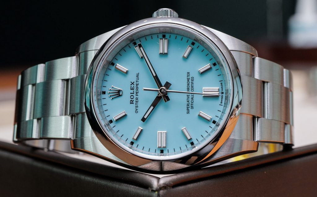 Top Rolex Launched New Oyster Perpetual 41 124300 Replica