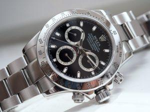 Rolex Daytona 116520 Black Dial Replica Watches
